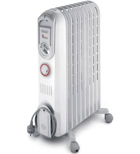 Delonghi radiador aceite V550715, 1500w