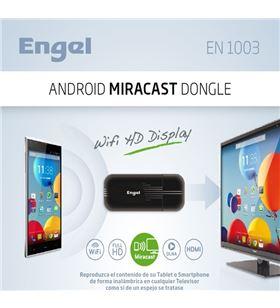 Dongle miracast EN1003 Axil, permite transmitir au