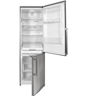 Teka frigorifico combi nfe2320x, no frost, 320l 186cm 40698130