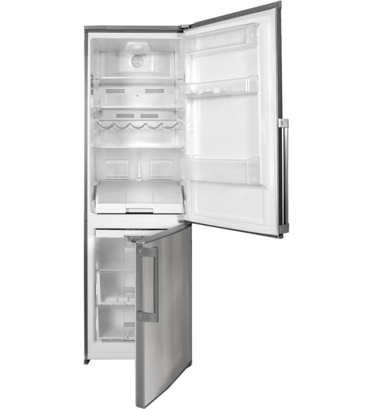Teka frigorifico combi nfe2320x, no frost, 320l 186cm 40698130 - 40698130