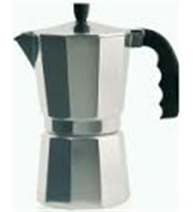 Orbegozo cafetera inox kf200, 2 tazas, aluminio ORBKF200 - KF200