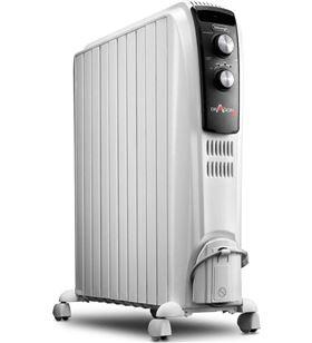 Delonghi radiador aceite TRD041025 dragon, 2500w Radiadores