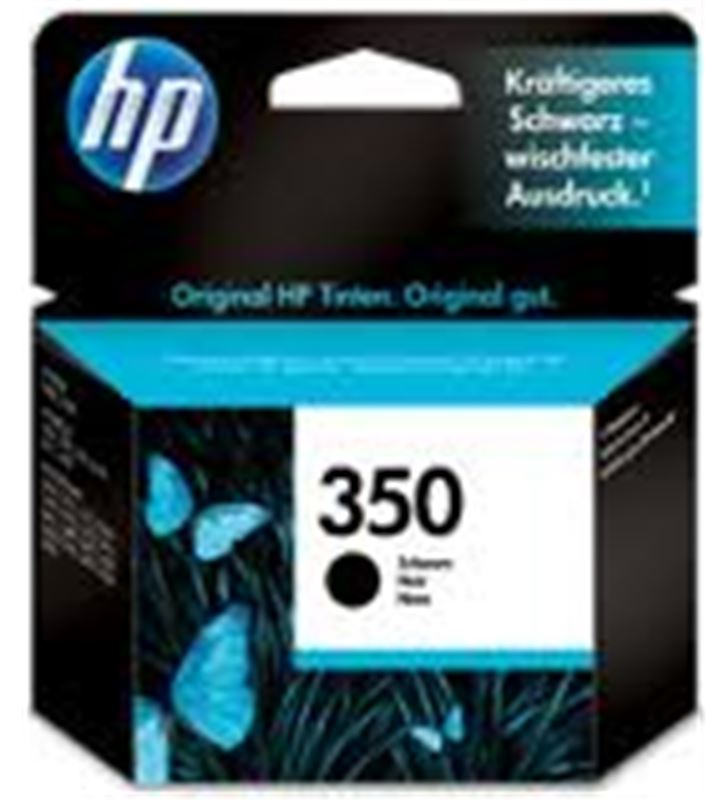 Tinta negra Hp (350) c4280 HEWCB335EE Fax digital y cartuchos de tinta - HEWCB335EE
