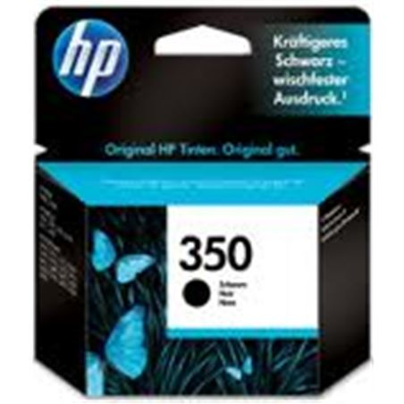 Tinta negra Hp (350) c4280 HEWCB335EE Fax digital cartuchos - HEWCB335EE