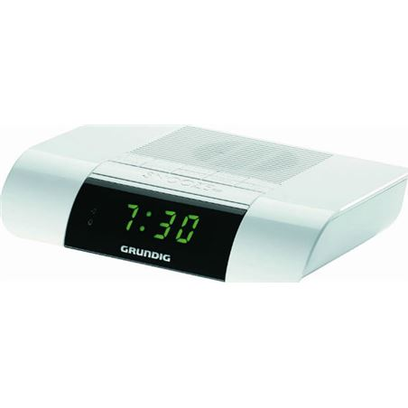 Radio reloj despertador Grundig GKR3140, 1 alarma Despertadores - GKR3140