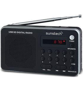 Sunstech RPDS32SL radio portatil digital , plata Radio - RPDS32SL