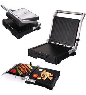 Grill Jata elec GR1100 doble Barbacoas, grills y planchas