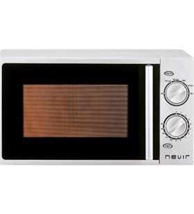 Nevir microondas s/grill 20l NVR6124M blanco