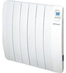 Orbegozo emisor termico RCC500, 500w, 3 elementosl - RCC500