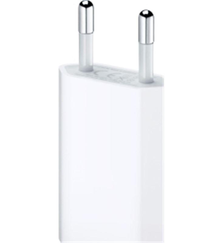 Adaptador Apple ac ipod iphone 5 w output power IPHOMD813ZM_A - APMD813