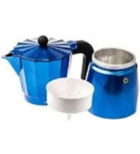 Cafetera Oroley blue induction 9 tazas 215060400 Cafeteras - 215060400