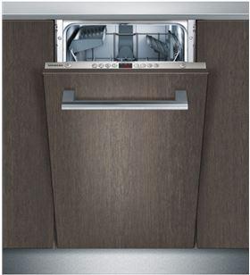 Siemens lavavajillas integrable sr64m032eu