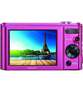 Sony DSCW810PCE3 cámara Cámaras fotografía digitales - DSCW810PCE3