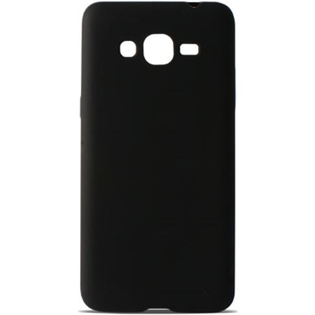 Funda flex Ksix tpu galaxy grand prime negra B8546FTP01 - B8546FTP01