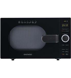 Daewoo microondas con grill KOC8HBF 24 litros negro - KOC8HBF