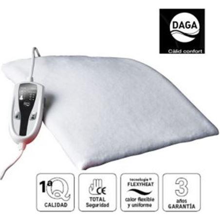 Daga almohadilla N2 (46x34)textil grande 60w Almohadillas eléctricas - N2