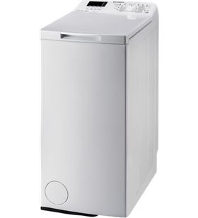 Indesit lavadora carga superior ETWD61252W 1200rpm 6kg a++ blanca
