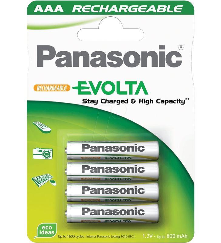 Pilas recargables Panasonic p034e ( blister 4aaa PAN034E - P034E