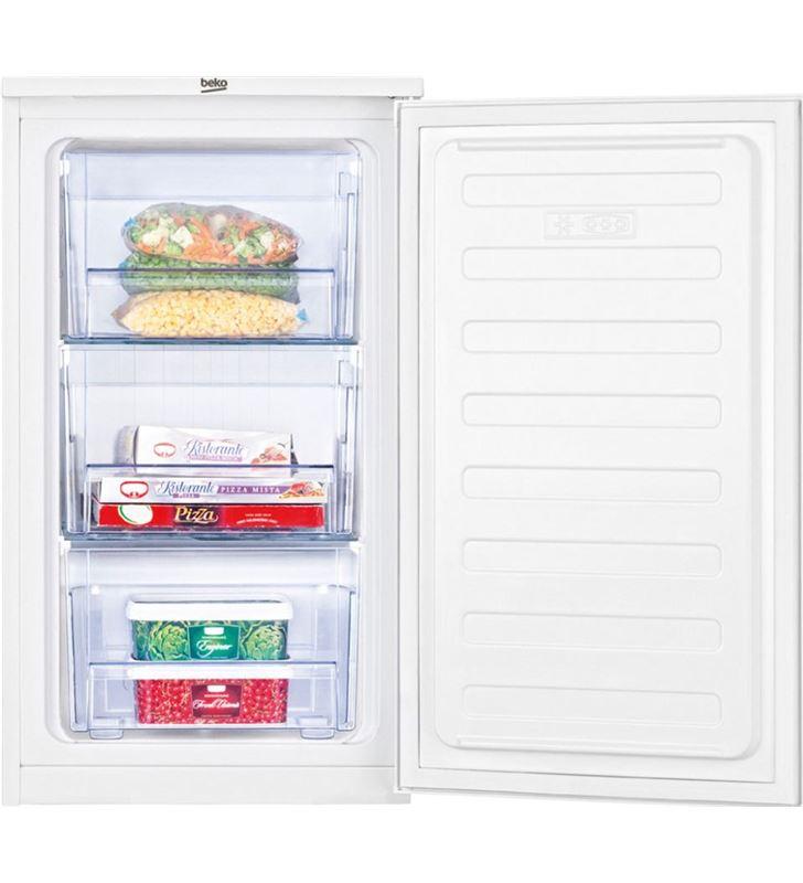 Beko congelador vertical FS166020 Congeladores verticales hasta 99cm - FS166020