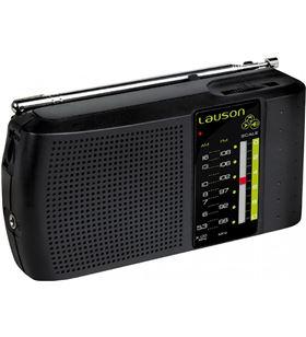 Lauson RA124 radio analógica am/fm con auriculares - +98757