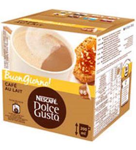 Nestle cafe dolce gusto espresso cafe con leche nes12148061