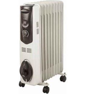 S&p 5226833000 sahara radiador de aceite 2500w (3 pot.) gris - SAHARA RADIADOR DE ACEITE 2500W (3 POT.) GRIS