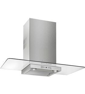 Teka 40485382 campana dg 985 cristal Campanas extractoras decorativas - 40485382