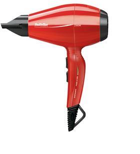Babyliss secador profesional ac 2400w rojo 6615E Secadores - 6615E