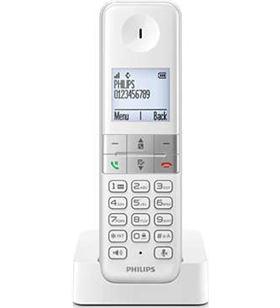 Philips telefono Philips d4501w23 single libre blanco