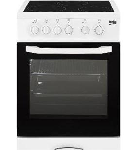 Beko cocina convencional CSS48100GW Cocinas vitroceramicas - CSS48100GW