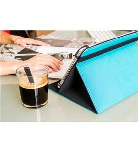 Funda tablet 111930740199 universal Silver sanz 9 Accesorios telefonía - 111930740199