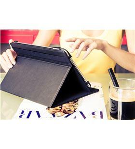 Funda tablet 111930540199 universal Silver sanz 9 Accesorios telefonía - 111930540199