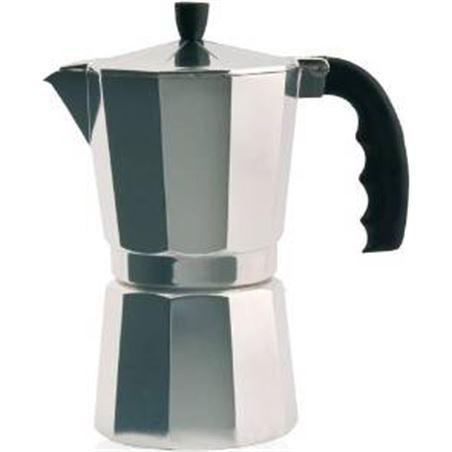 Orbegozo cafetera inox kf1200, 12 tazas, aluminio ORBKF1200 - KF1200