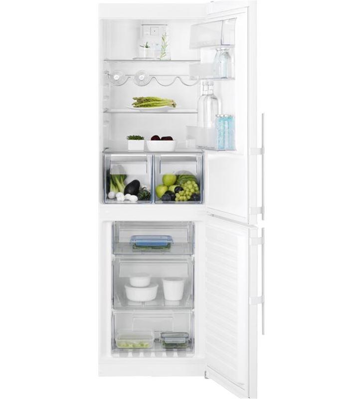Electrolux frigorifico combi EN3453MOW 184cm Frigoríficos combinados de 180cm a 189cm - EN3453MOW