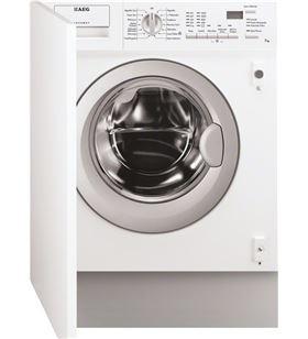 Aeg lavadora frontal integrable partner L61270BI, 1200rpm, 7e