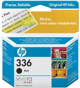 Tinta negra Hp (336) deskjet 5440 C9362EE Fax digital cartuchos - 829160798882
