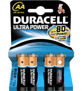 Braun 4 pilas lr-06 aa ultra power aalr06ultra Cargadores