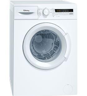 Balay lavadora carga frontal 3ts60107 display multifunción 6kg 1000rpm