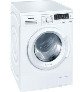 Siemens lavadora carga frontal wm12q468es 8kg 1200rpm