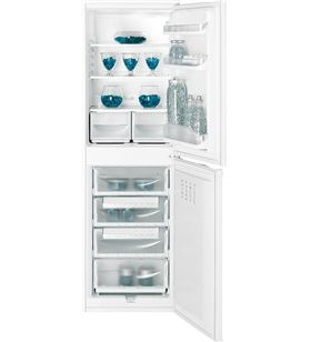 Indesit frigorifico combi estático CAA55 175cm Frigoríficos combinados de 150cm a 179cm - CAA55