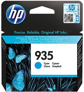 Hp cartucho de tinta 935 cian C2P20AE Fax digital cartuchos - C2P20AE