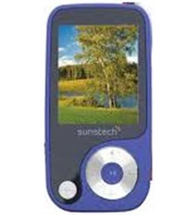 1,8. reproductor mp4 Sunstech THORNBLUE Reproductores - THORNBLUE