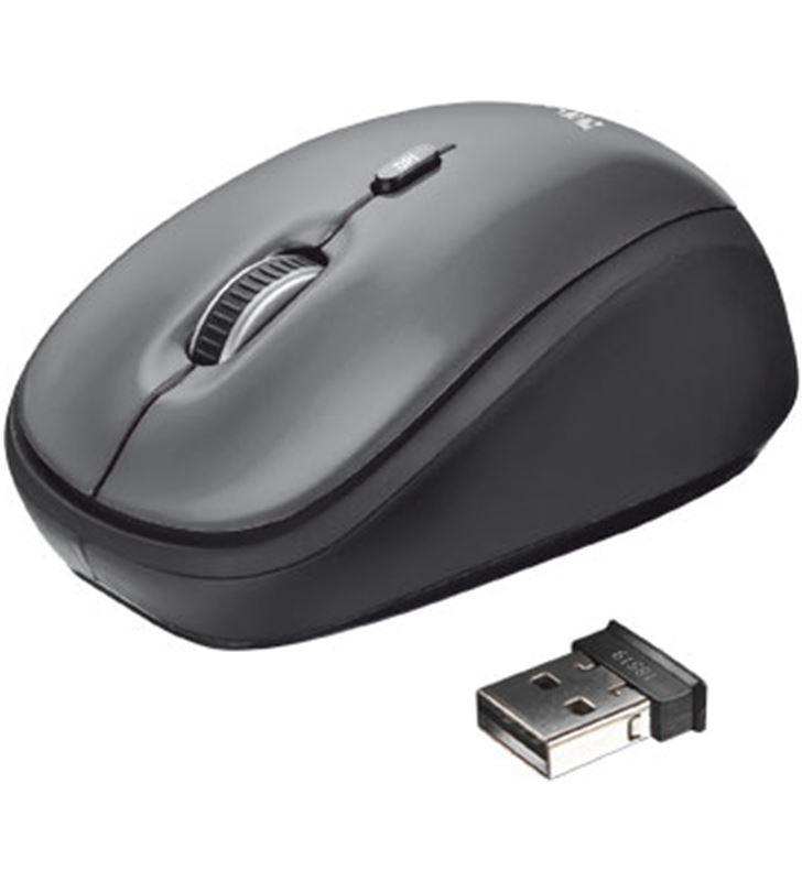 Raton pc portatil Trust 18519 yvi mini mouse TRU18519 - 18519