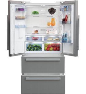 Beko frigorífico americano no frost GNE60530DX Frigoríficos Americanos