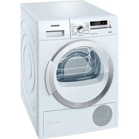 Siemens WT45W238EE secadora bomba calor 8kg a++ blanca - WT45W238EE