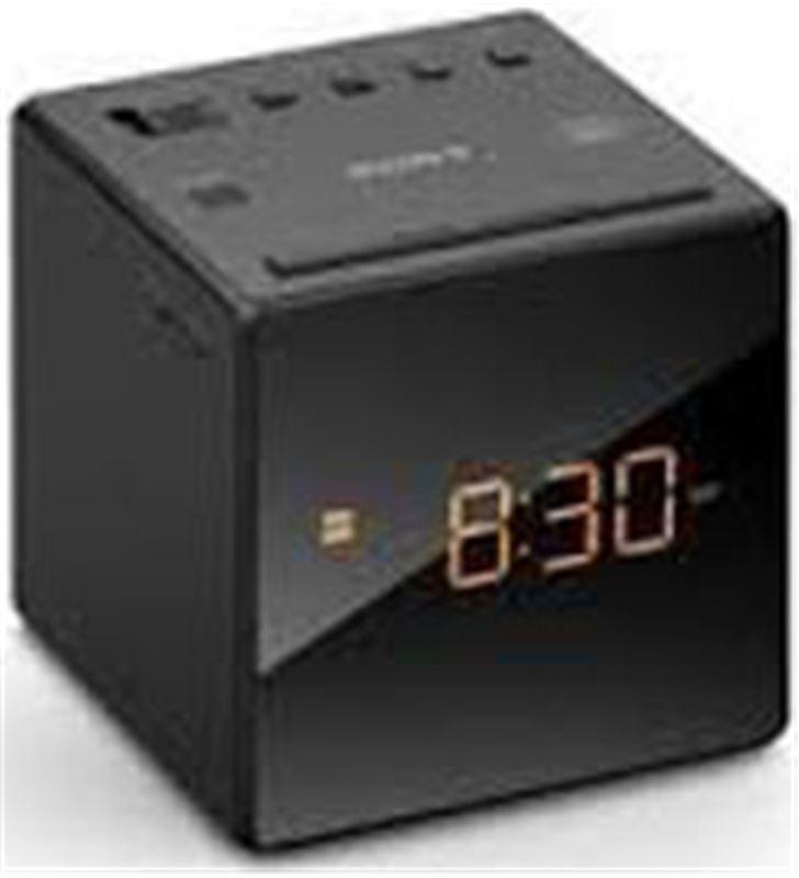 Radio reloj despertador Sony ICFC1BCED, Despertadores con radio - ICFC1B