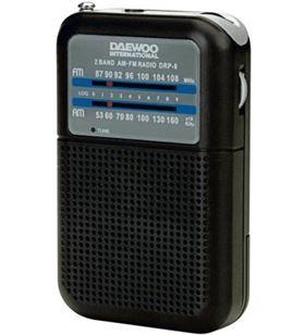 Radio Daewoo drp-8b DRP8BN Radio - 8412765679797