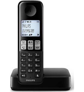 Telefono inal Philips d2301b/23 manos libres negro PHID2301B_23