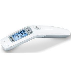 Beurer termometro ft90, medicion de la temp en +/