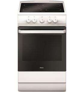 Amica cocina con horno eléctrico blanca 5010ce130qw 510CE130ZQW